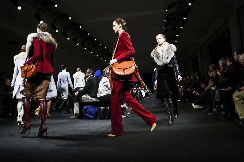 New York Fashion Week: Altuzarra Ready to Wear Fall 2015