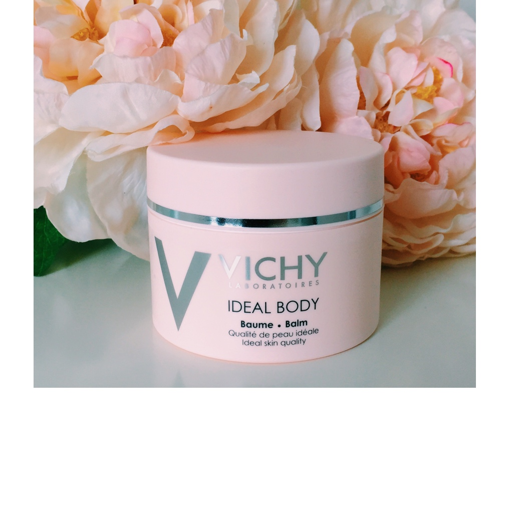 Style Domination Beauty Review: Vichy Ideal Body Balm