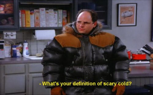 George Costanza Gore Tex Style Domination