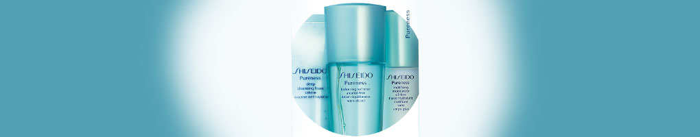 Style Domination Beauty Review:  Shiseido Pureness Skincare Line