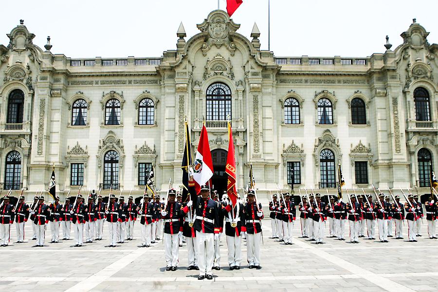 lima- govt palace