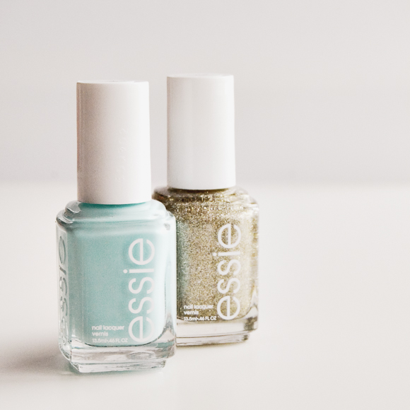 Essie Mint Candy Apple (front); pic courtesy of www.onelittlebirddesign.com