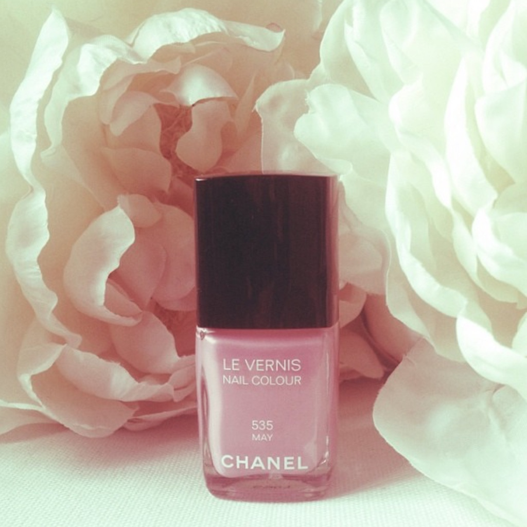 Chanel Le Vernis in May; pic from Style Domination Instagram