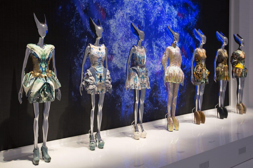 Alexander McQueen Savage Beauty Exhibit – Victoria and Albert Museum