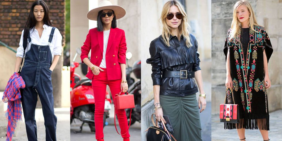 2015 Trends According to Street Stylistas