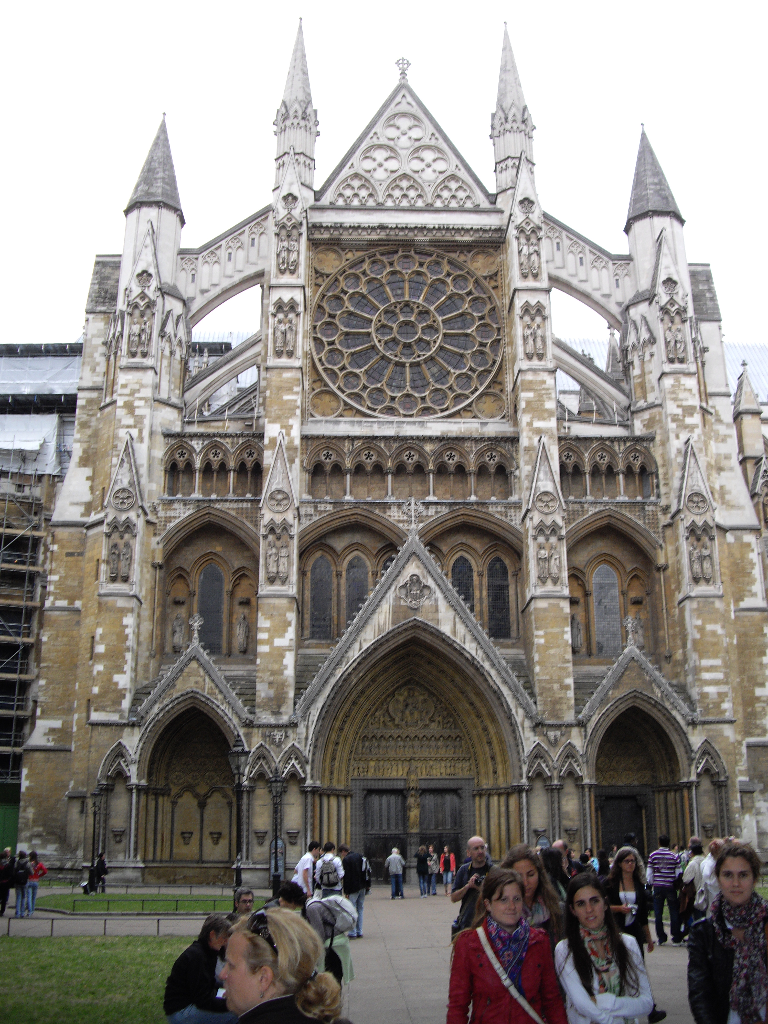 Stunning Westminster Abbey - a highlight for me
