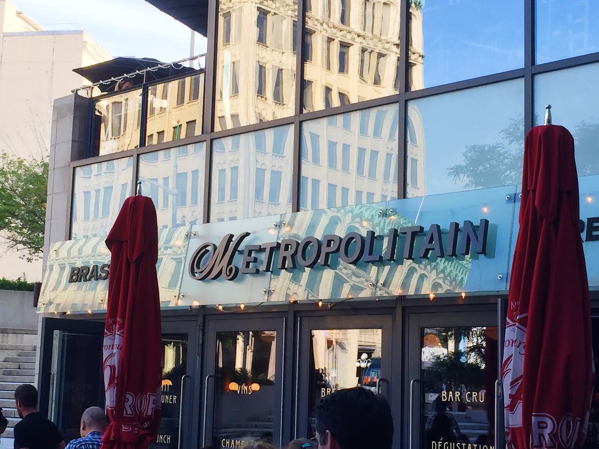 Restaurant Metropolitain Ottawa
