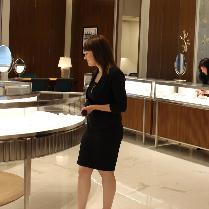 Style Domination Visits Tiffany Amp Co S Newest Canadian