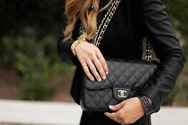 b4c549cea04 Caviar Leather Chanel Bag Style Domination Resale Market Coco Chanel  Designer Handbag ...