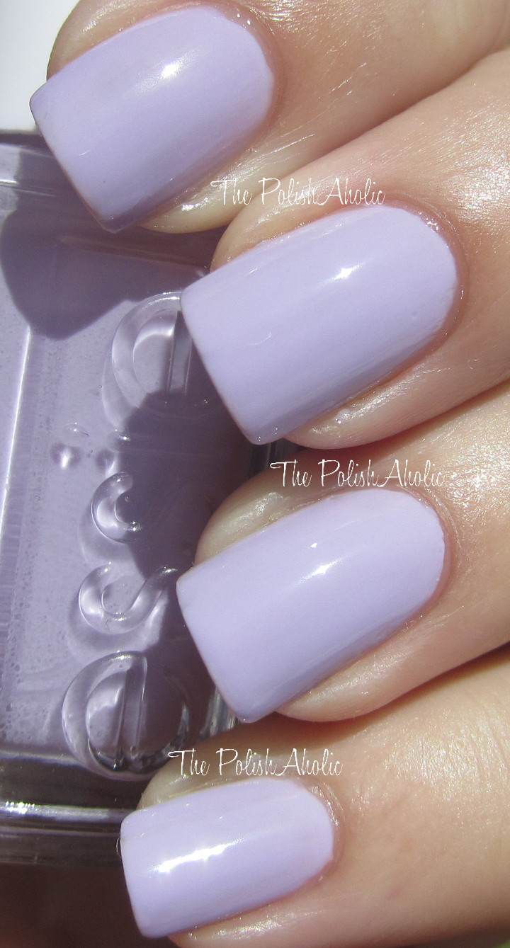 Essie Lilacism Lavender Nail Polish Style Domination Style Fashion Blogger Blog