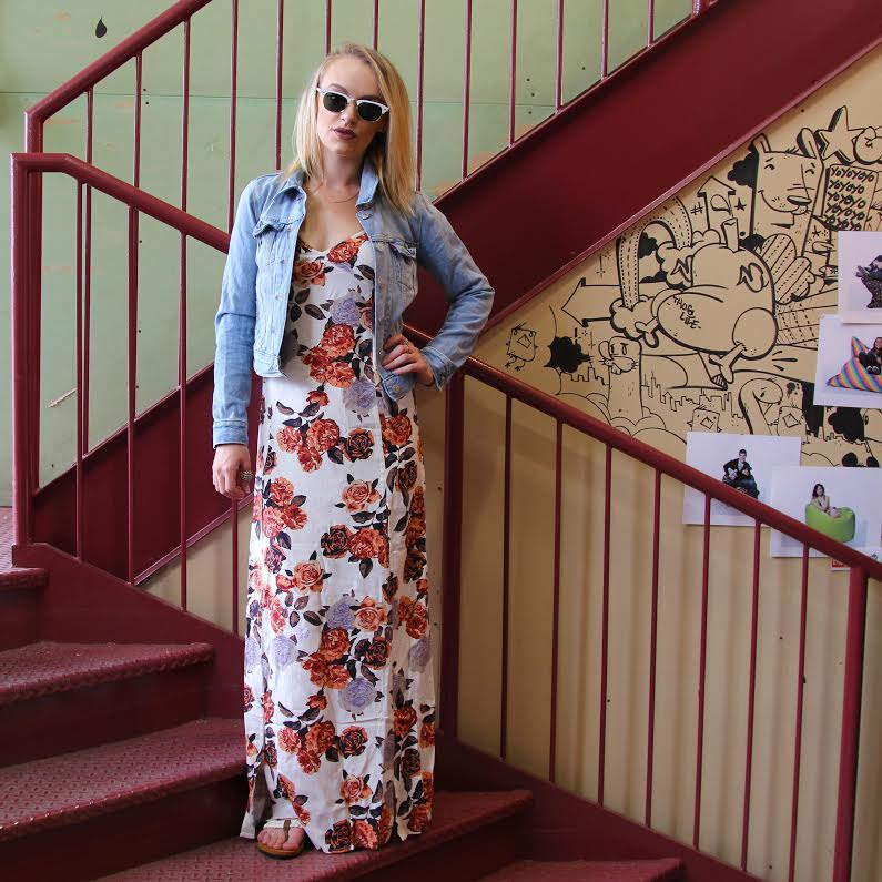 Ottawa Style Domination Yow City Style Festival Fashion Fashion Blogger Neon Clothing