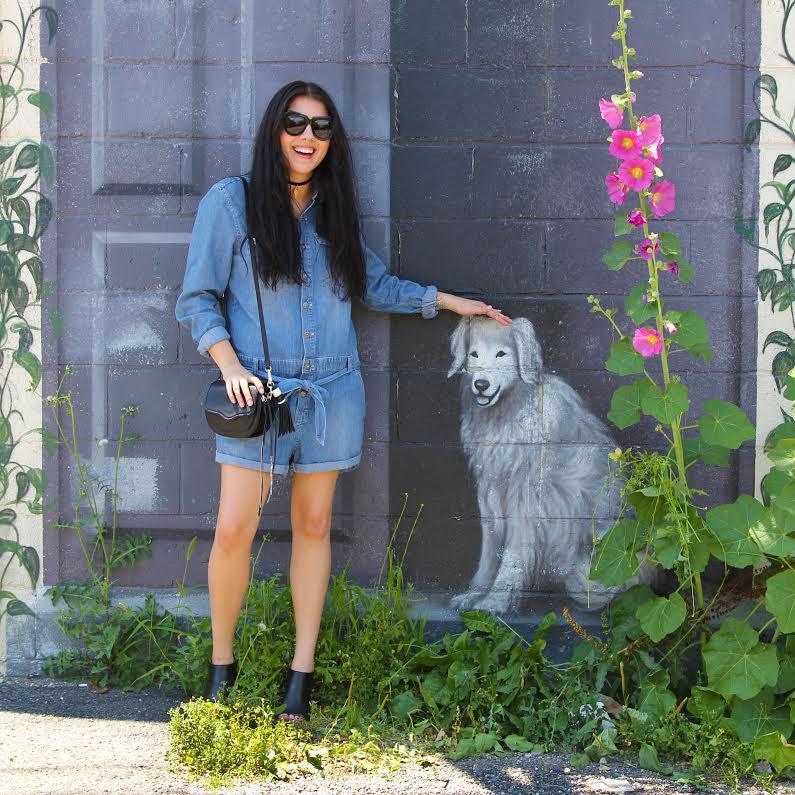 Ottawa Style Domination Yow City Style Festival Fashion Fashion Blogger Nrml Select Photographer Katie Hession YOW City STyle