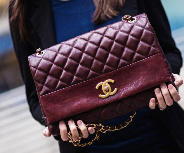 Chanel coco purse vintage