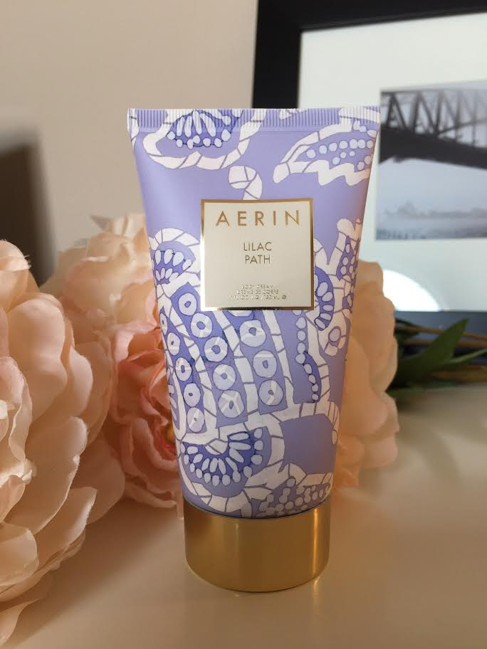 Aerin Lauder Lilac Path Perfume Eau de Toilette Style Domination Fashion Blogger Beauty Review