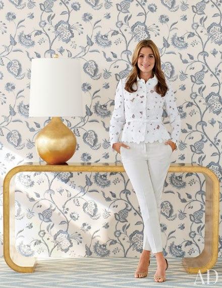 Aerin Lauder Architectural Digest Lilac Path Perfume Eau de Toilette Style Domination Fashion Blogger Beauty Review