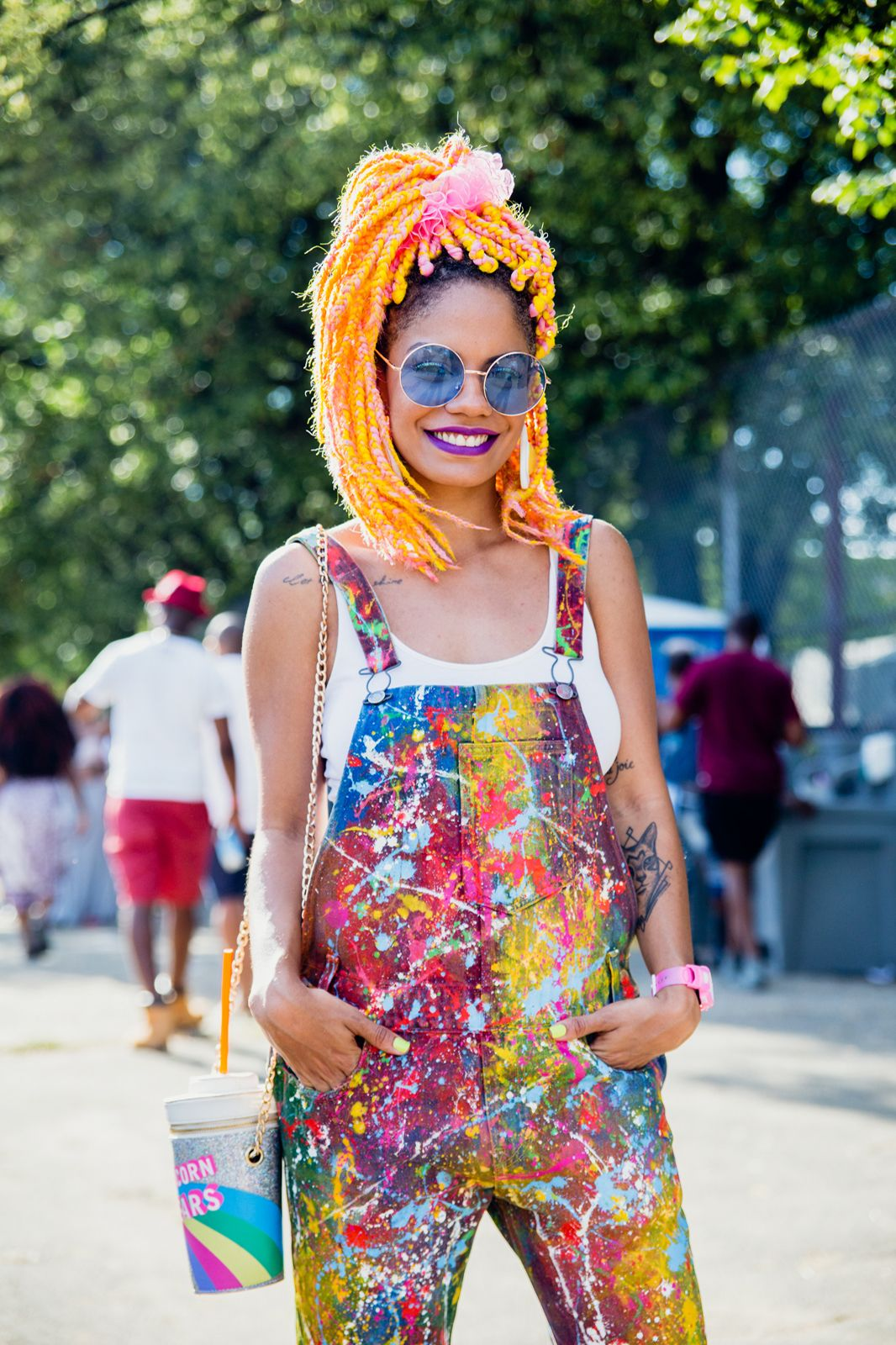 Afro American  S Fashion