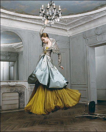 GAlliano Couture STyle Domination Fashion Blogger Paris France John Galliano
