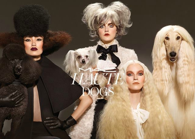MAC Cosmetics Haute Dogs Fall 2015 Collection Style Domination Beauty Blogger