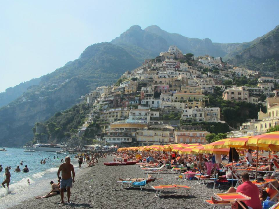 Positano Style domination Italy Style Blogger