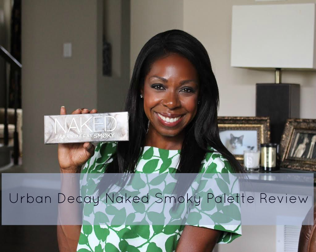 SD Beauty Review: Urban Decay Naked Smoky Eyeshadow Palette