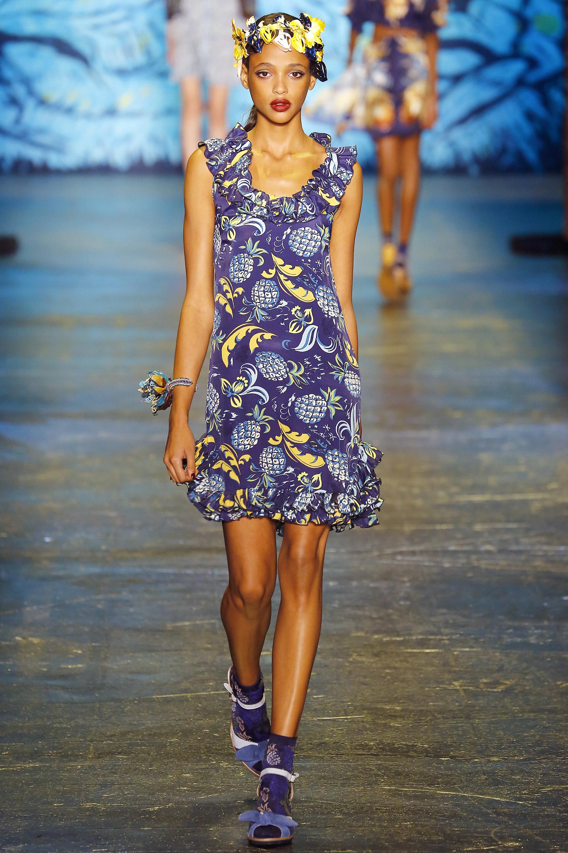 Anna Sui RTW Spring 2016 NYFW 2015 Style Domination Fashion Blogger