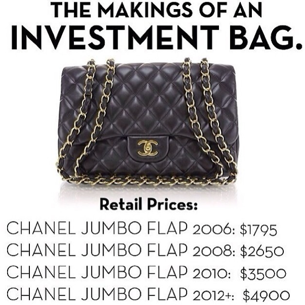 Chanel Bag the Makings of an investment bag Jumbo Flap Style Domination Fashion Blogger