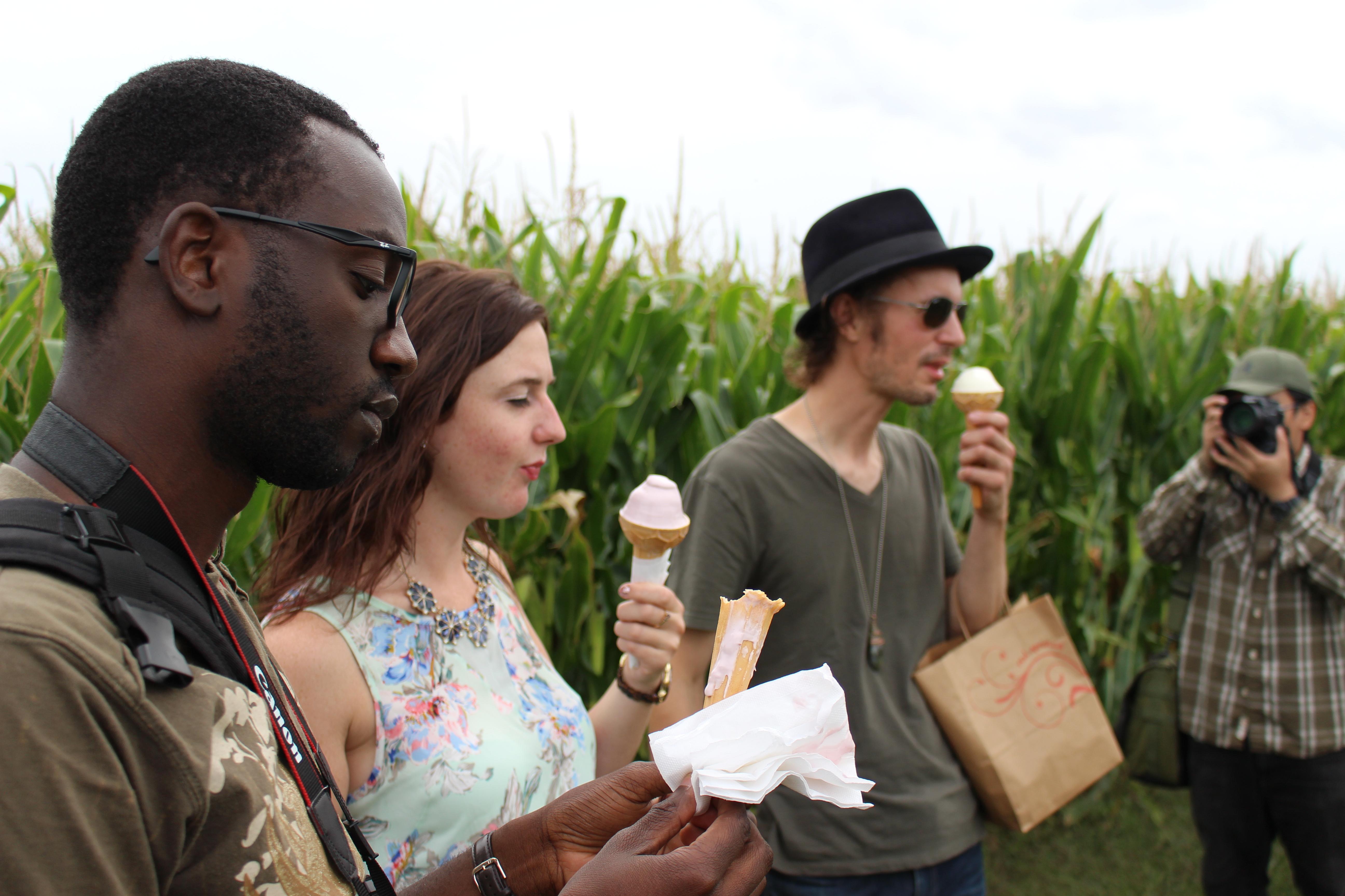 IgersOttawa Experimental Farm ConesBeforePhones Style Domination Ottawa Blogger