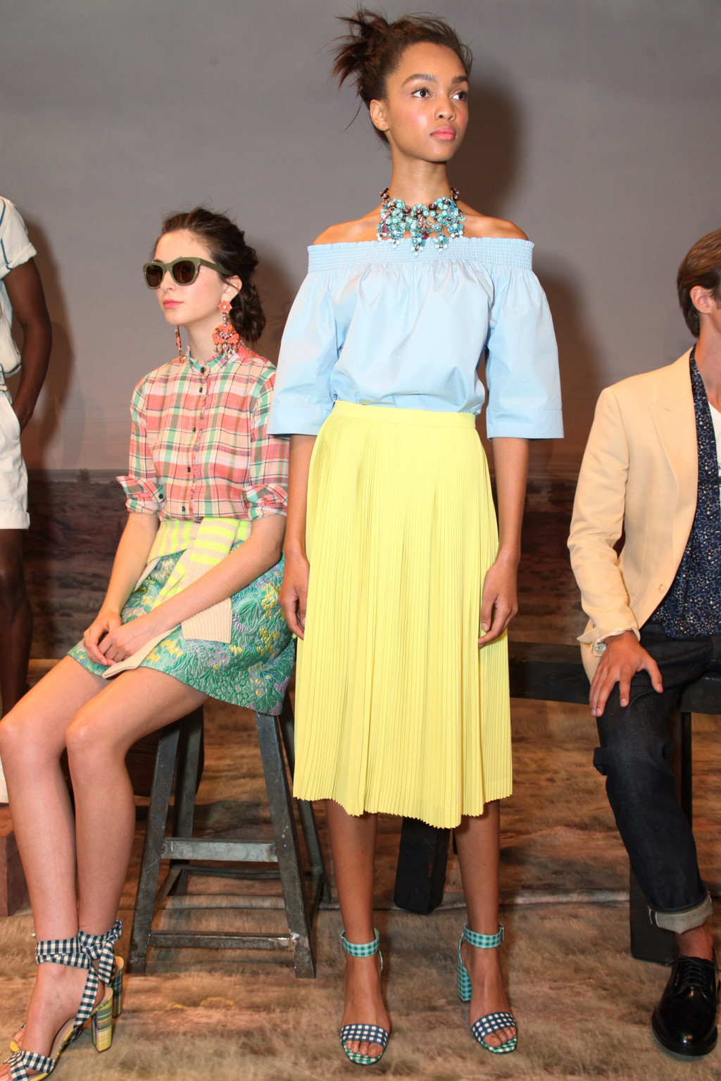 J. Crew RTW Spring 2016 NYFW 2016 Style Domination Fashion Blogger