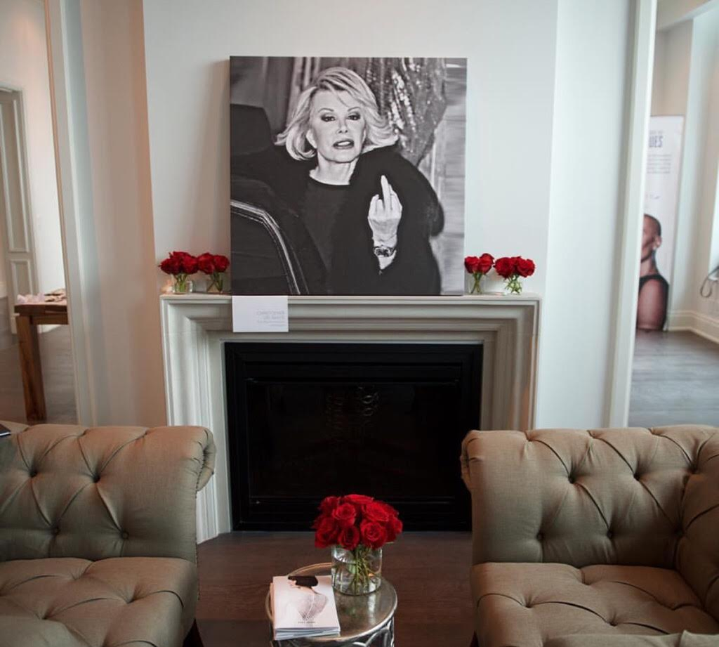 Stylist Suite Toronto TIFF 2015 Trump Residences Trump Tower Style Domination Blogger Joan Rivers Artemano Design
