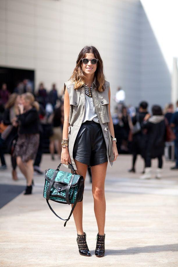 Leandra Medine Manrepeller Duster Style Domination Ottawa Blogger