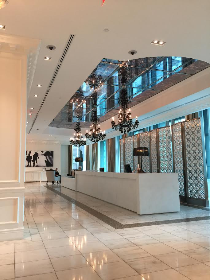TIFF 2015 Trump Residences Trump Tower Style Domination Blogger