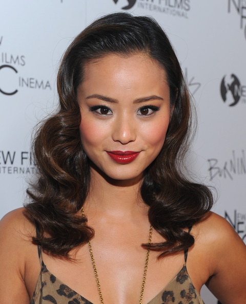 Jamie Chung Red Lips Ottawa Blogger Style Domination Red Lipstick for Beginners
