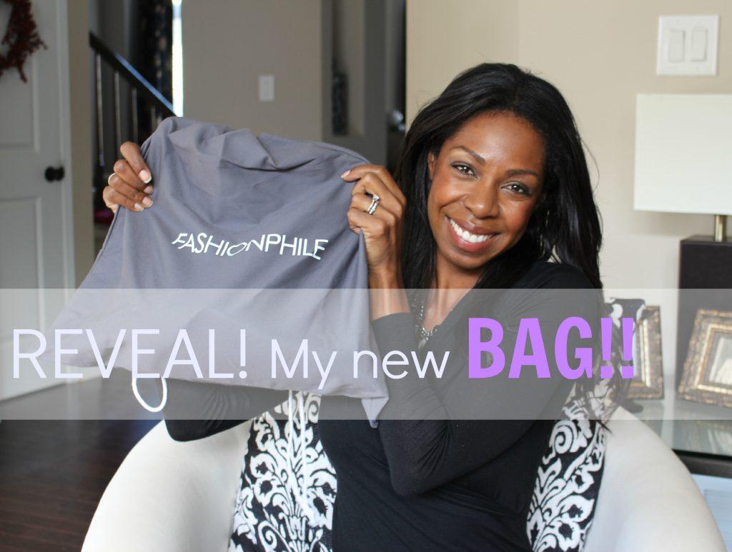 My Big BAG REVEAL!!!