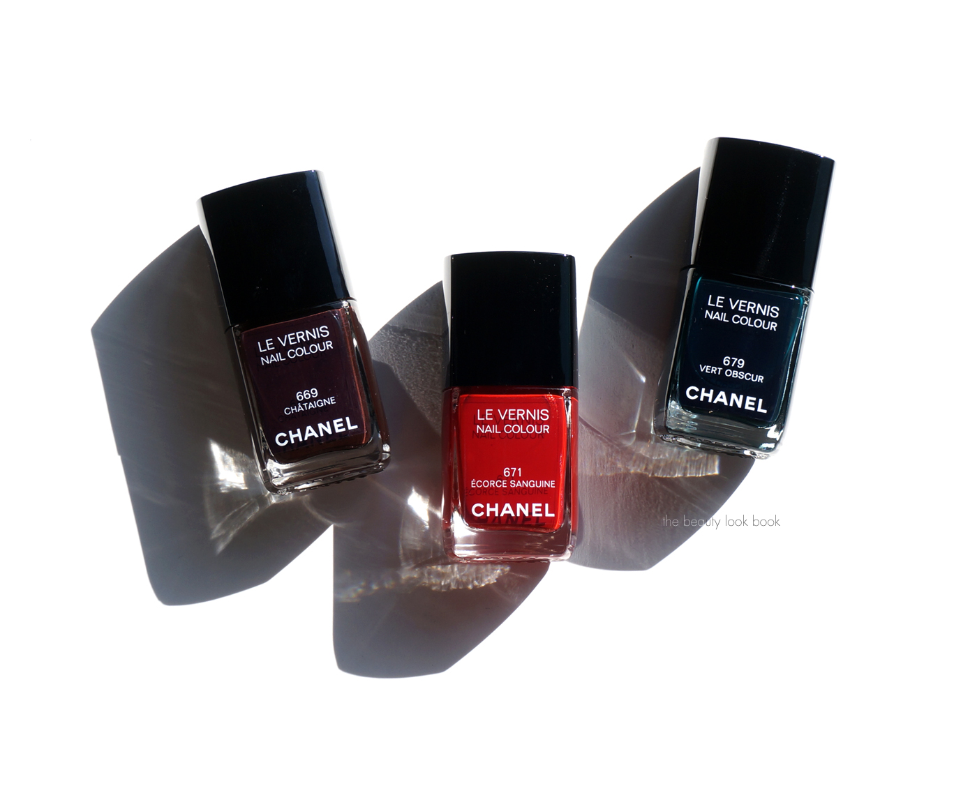 Chanel Le Vernis Ecorce Sanguine Chataigne Nail Polish Style Domination Ottawa Blogger