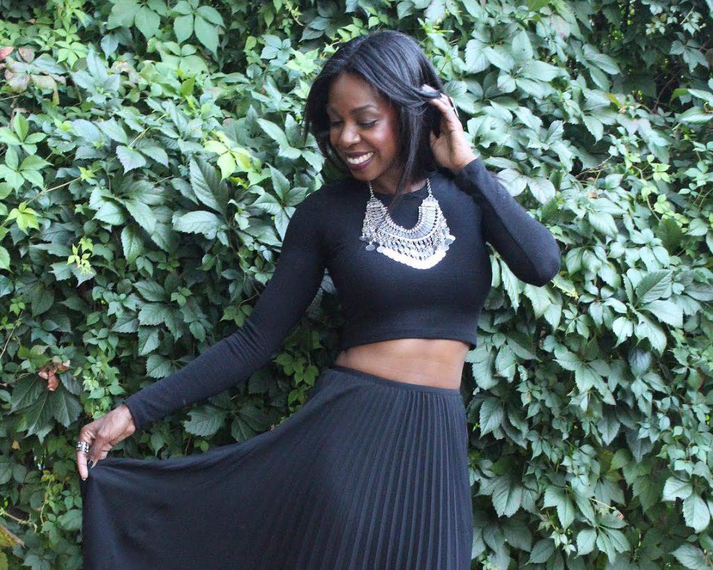 Crop Tops & Midi Skirts – My New Best Friends