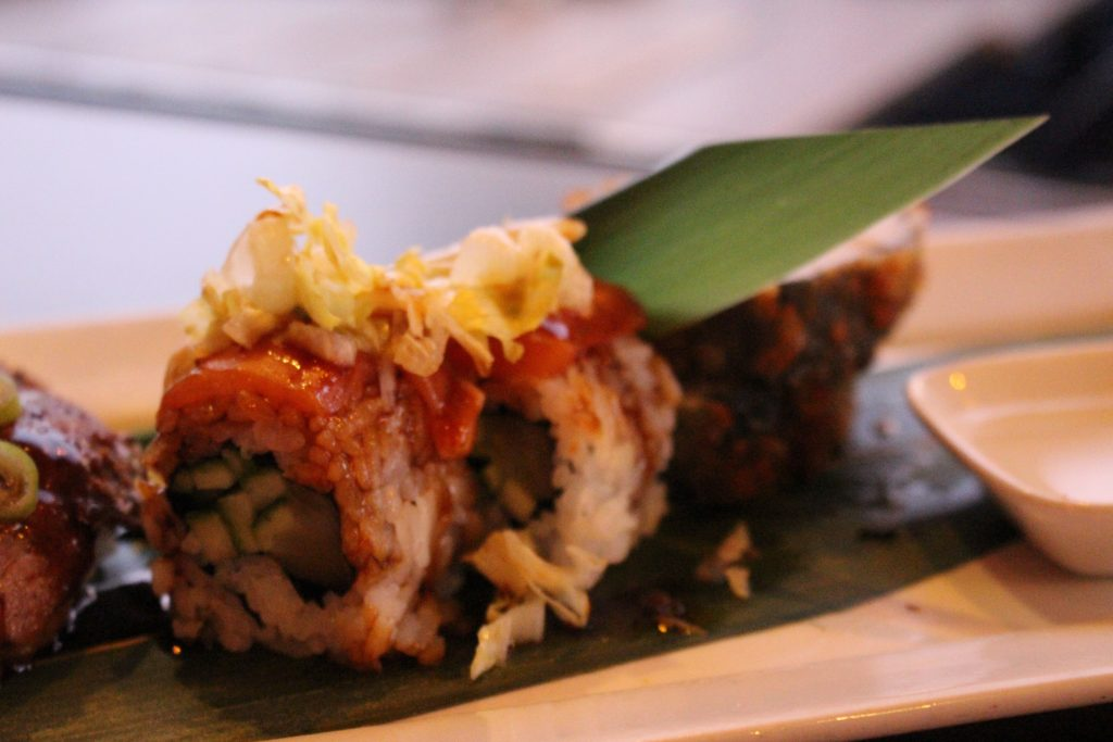 Getting Kinky at Kinki Lounge Kitchen! A Zomato Blogger Meetup!