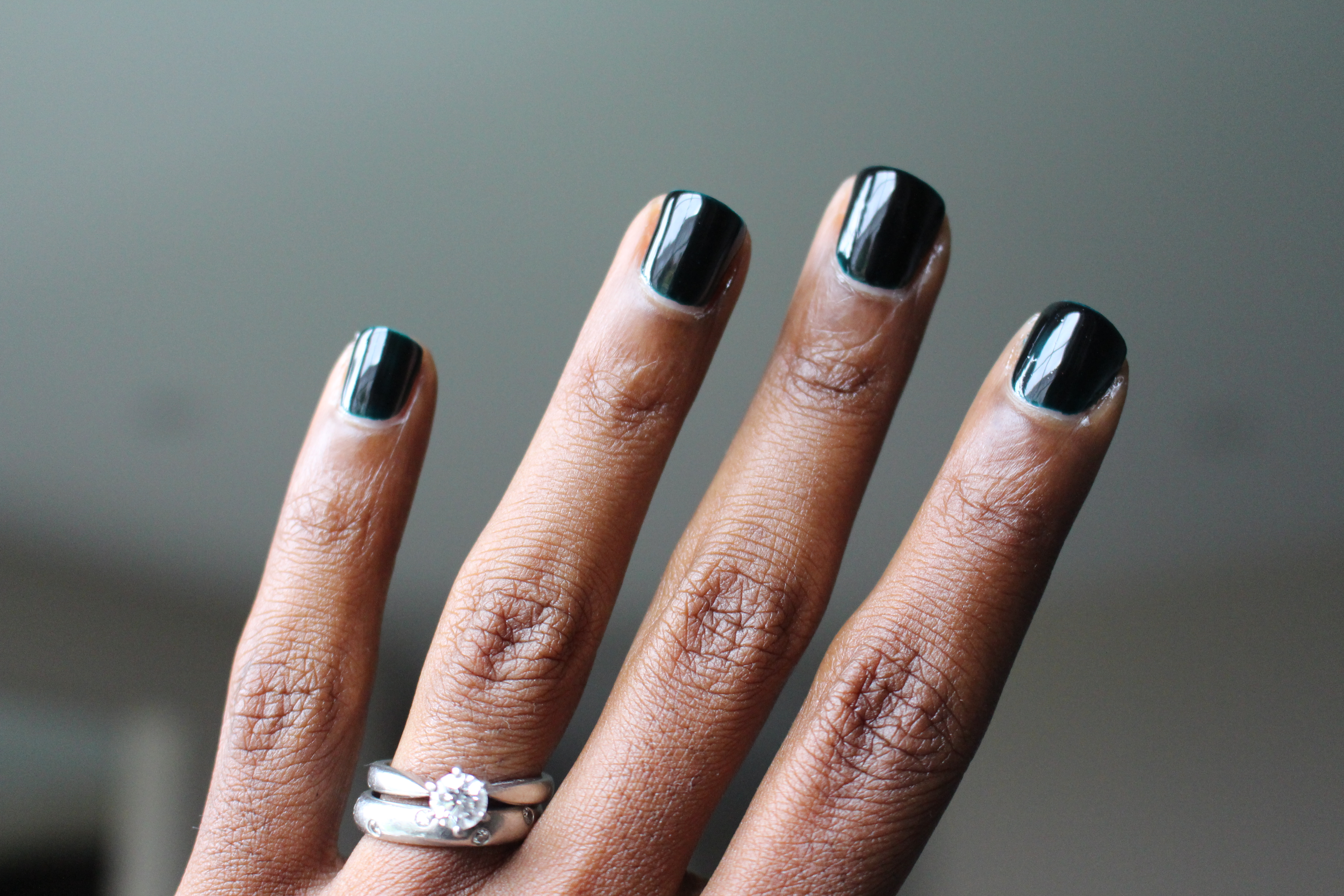 Chanel Le Vernis Vert Obscur Style Domination Fashion Blogger Ottawa