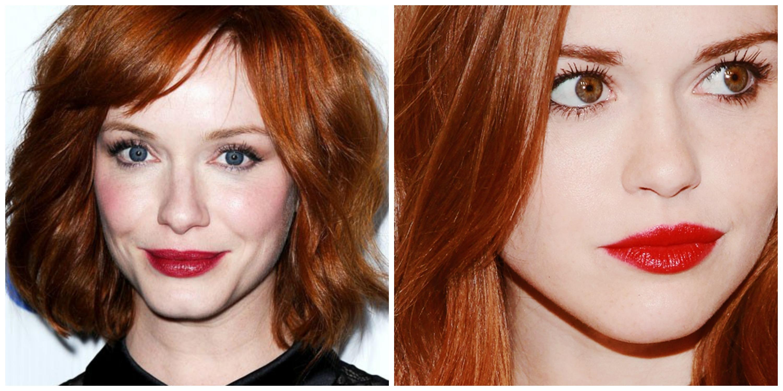 Christina Hendricks Holland Golden Red Lips Ottawa Blogger Style Domination Red Lipstick for Beginners