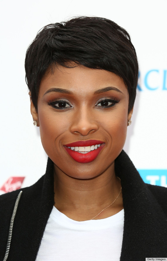 Jennifer Hudson Red Lips Ottawa Blogger Style Domination Red Lipstick for Beginners