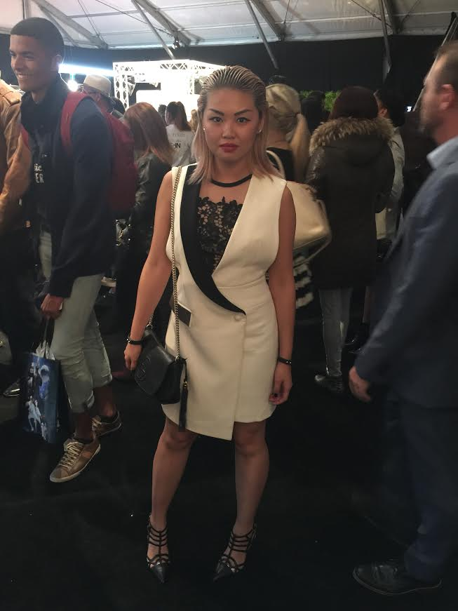 Vyvian To Toronto Stylist Pink Tartan WMCFW Style Domination Ottawa Fashion Blogger