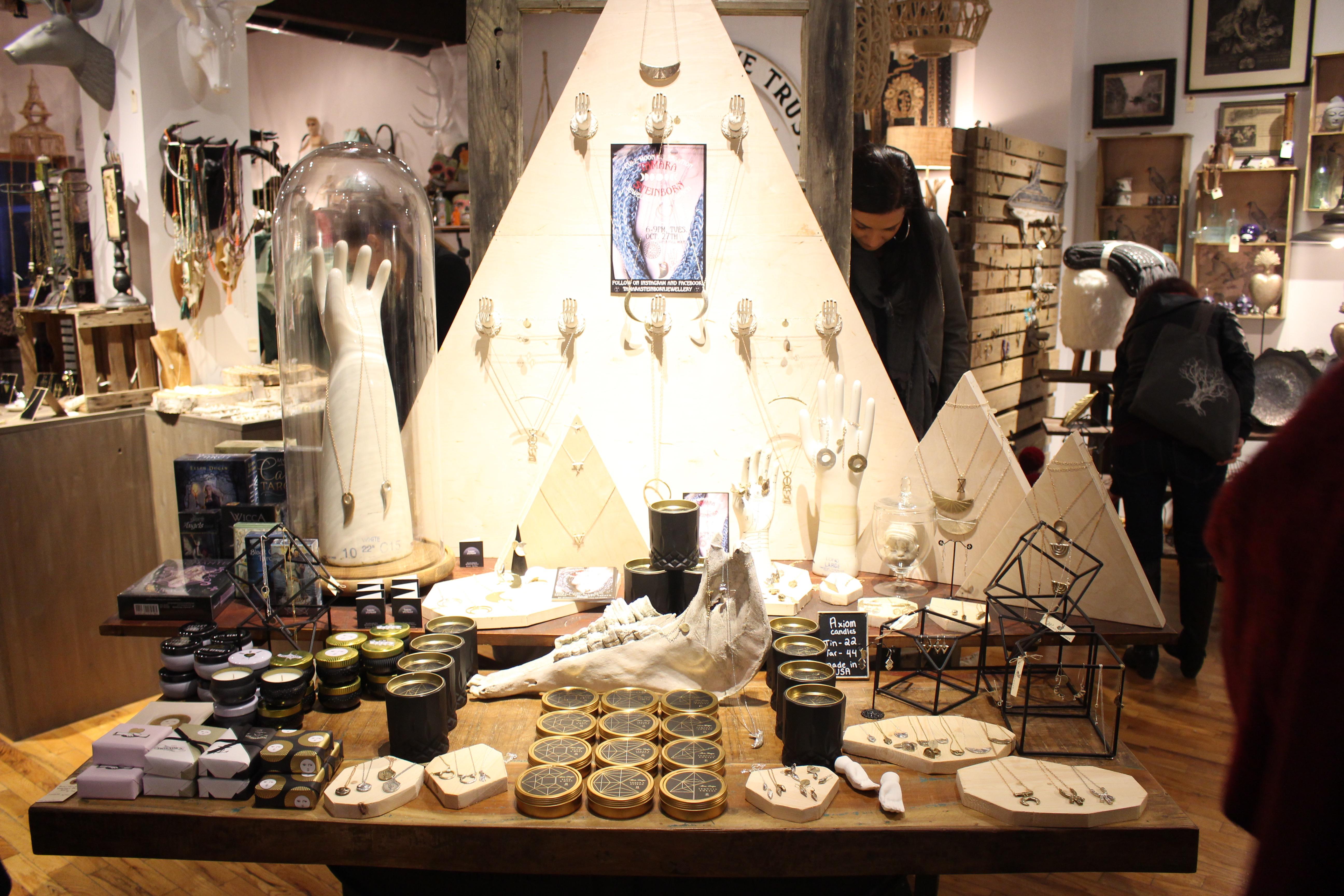 Tamara Steinborn Jewellery Wunderkammer Style Domination Ottawa Fashion Blogger