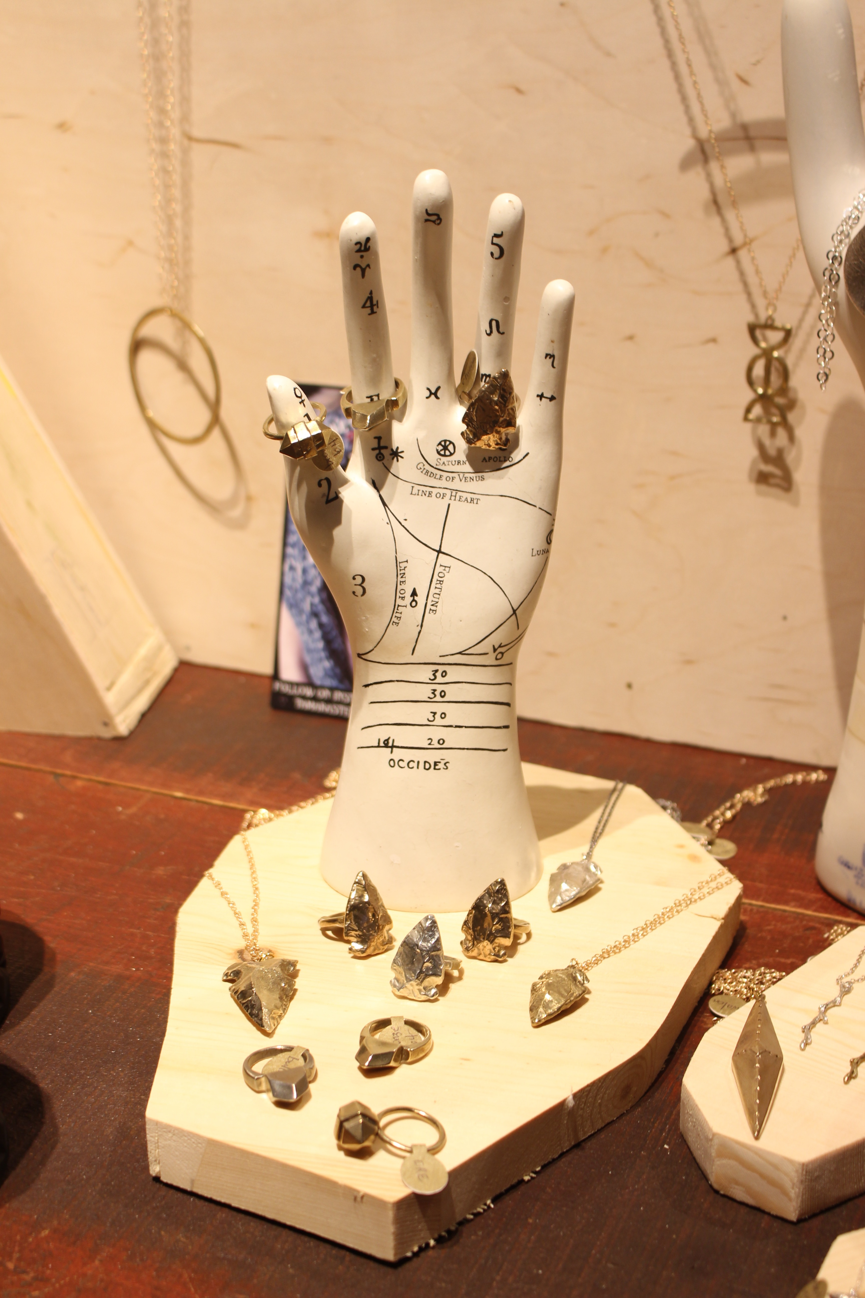 Tamara Steinborn Jewellery Wunderkammer Style Domination Ottawa Fashion Blogger