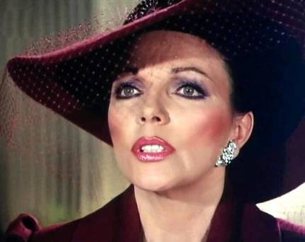 Joan Collins Style Domination Fashion Blogger