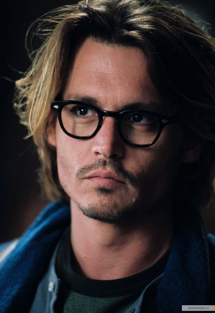 Johnny Depp Secret Window Moustache Movember Style Domination Ottawa Fashion Blogger