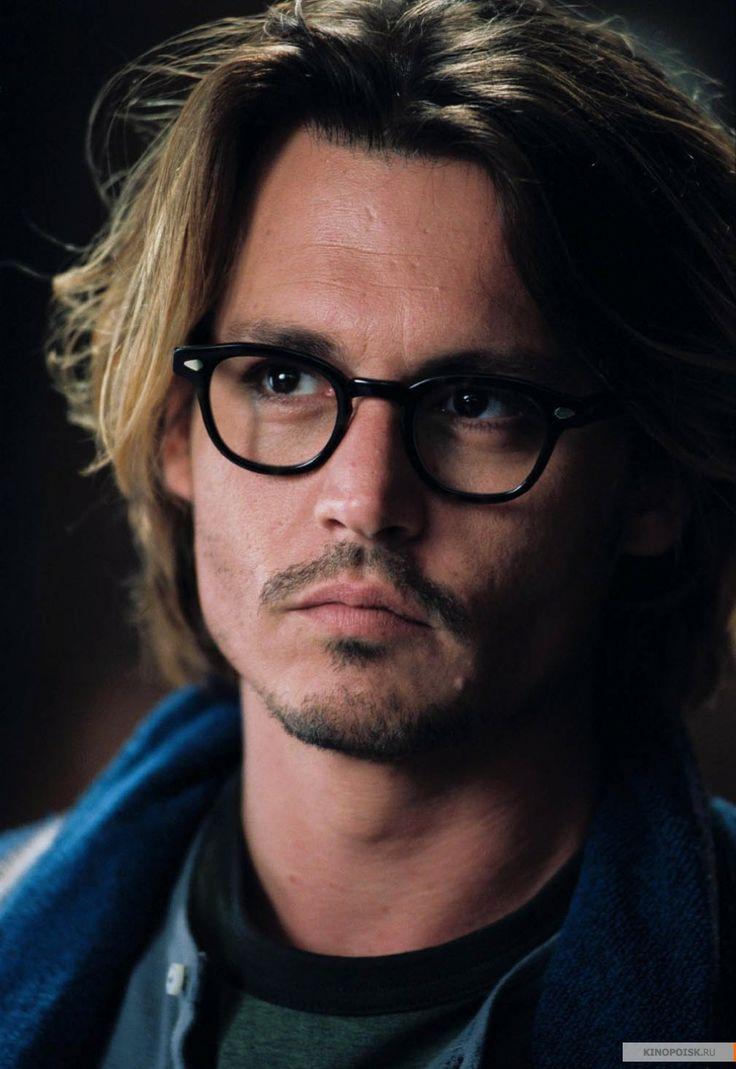 Johnny Depp Secret Window Moustache Movember Style Domination Ottawa Fashion Blogger