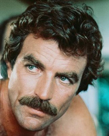 Tom Selleck Moustache Movember Style Domination Ottawa Fashion Blogger