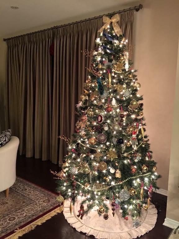 Christmas Tree Style Domination