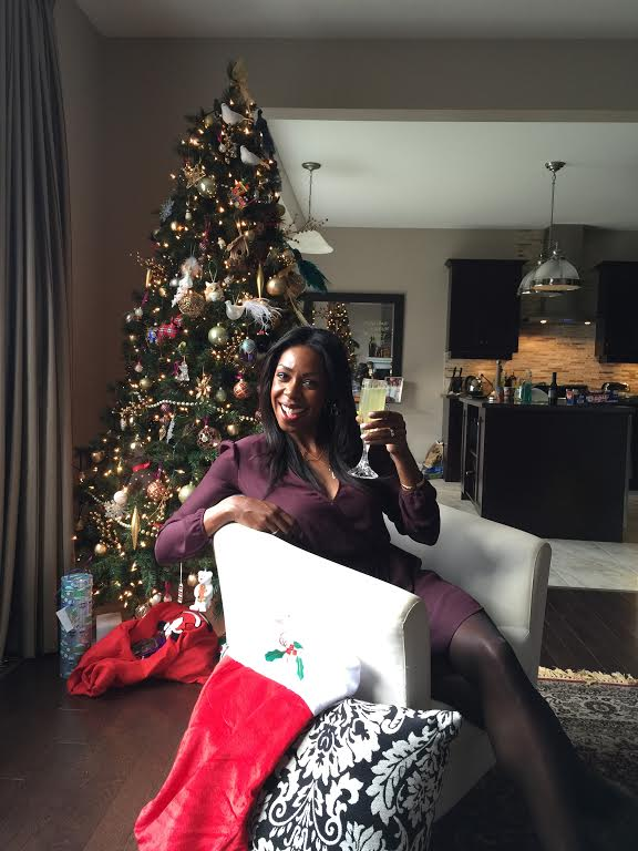 Christmas Tree Cheers Style Domination