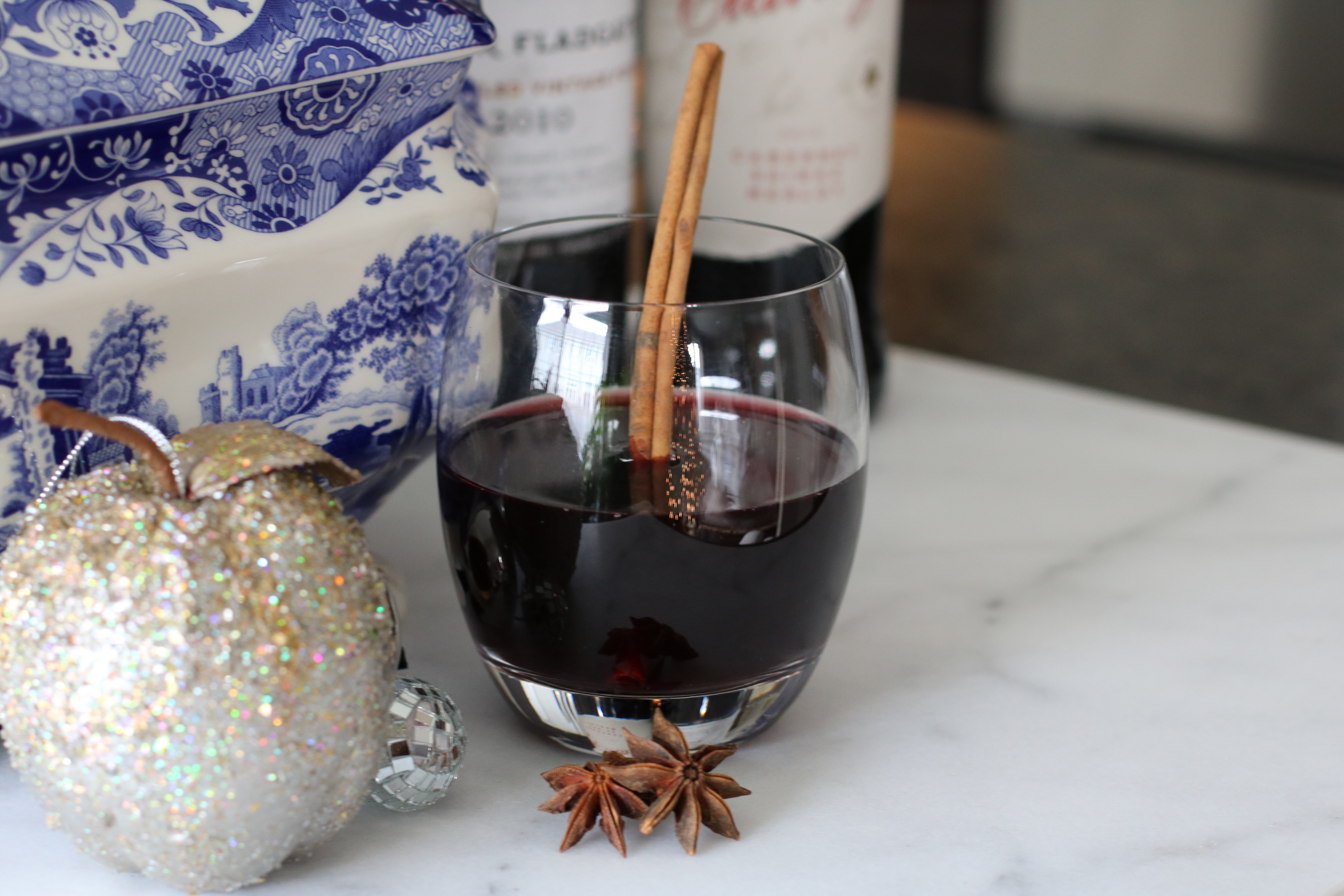 Mulled Wine Style Domination