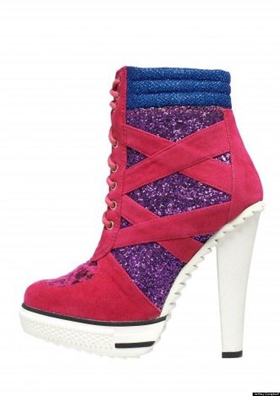 Highheel sneakers Style Domination